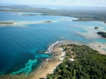 The entire length of Eratap beach resort provides the best snorkeling activities.