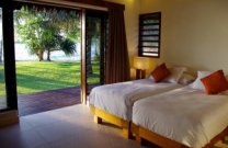 Eratap's three bedroom villa with two beds