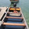The Resort has replaced our two older boats with brand new ones…
