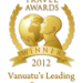 "Eratap Beach Resort today won first place in the World Travel Awards for ""Leading Resort in Vanuatu""…"