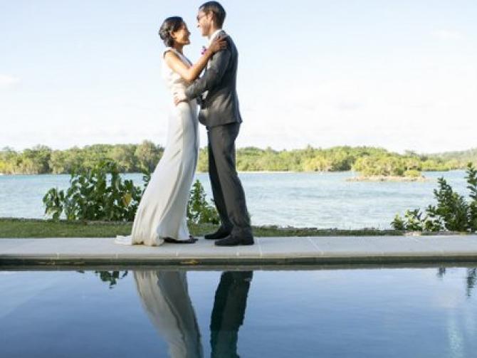 Weddings At Eratap Beach Resort