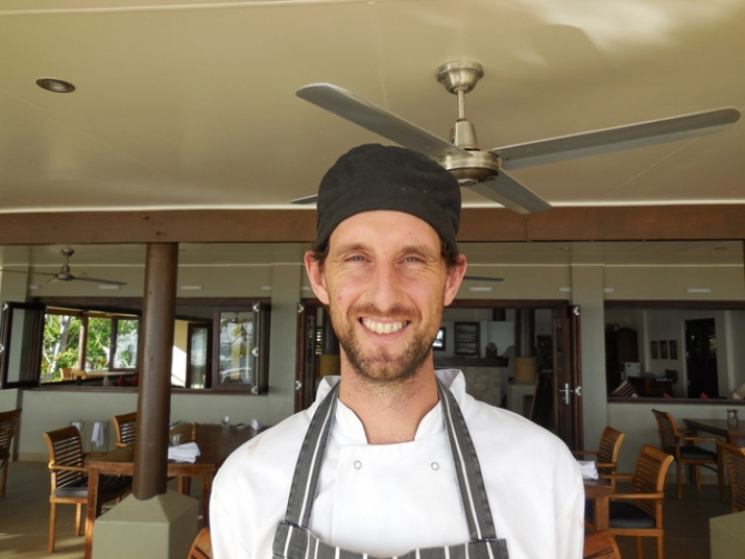 Meet our new Head Chef!