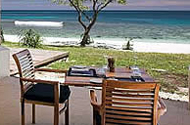 Eratap restaurant by the beach