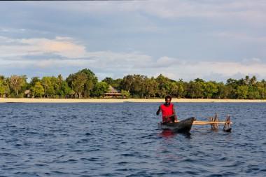 Fishing experience at Eratap island