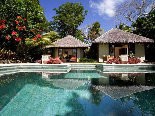 Honeymoon Villas at Eratap