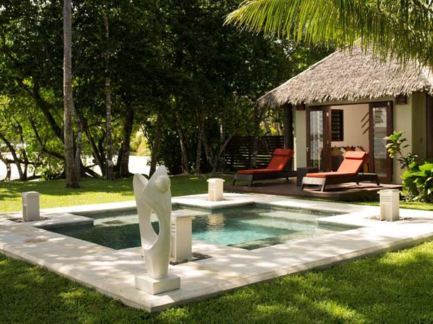 Eratap plunge pool villa with swimming pool
