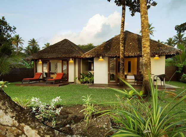 villas at Eratap beach resort
